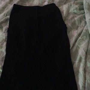 acrylic skirt